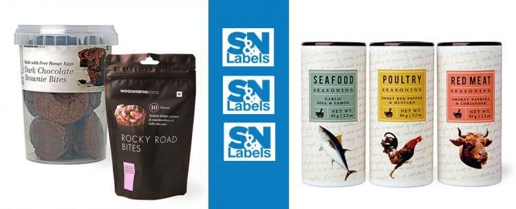 S&N Labels