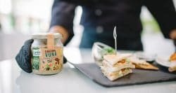 Nestlé's Sensational Vuna faux tuna